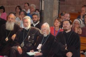 Strassbour orthodox konferencia