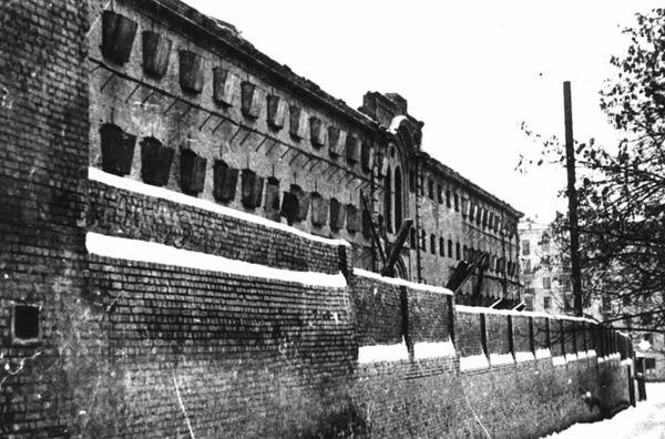 A moszkvai Taganka börtön