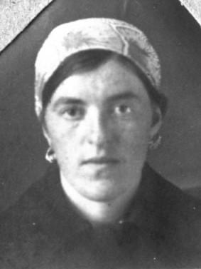 Tatyjana Grimblit a zirjan-vidéki lágerben