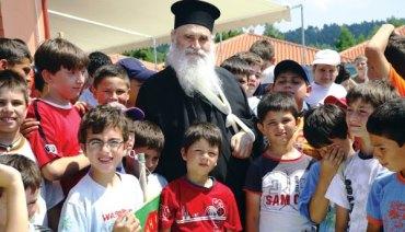 Gervasziosz archimandrita