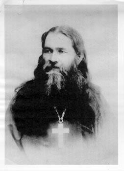 Pavel Alfejev atya