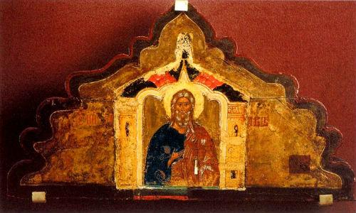 Izsák ősatya, Kreml Örömhírvétel székesegyház, XVI. sz. közepe
