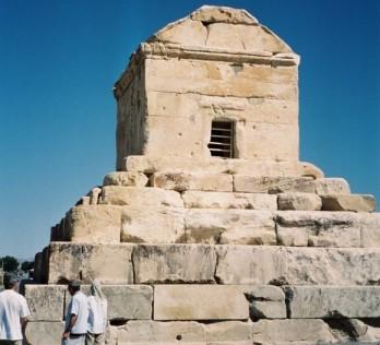 Kürosz mauzóleuma