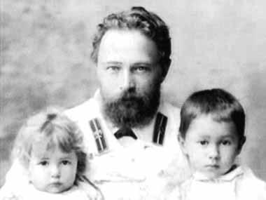 Pavel atya apja
