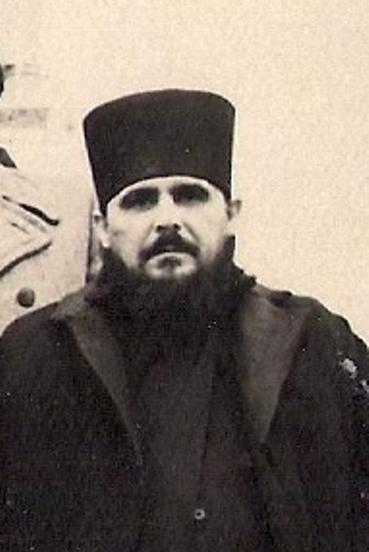 Vaszilij (Pronyin) archimandrita. 1959.