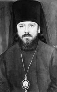 Alekszij (Szimanszkij) jamburgi püspök, a petrográdi egyházmegye vikáriusa