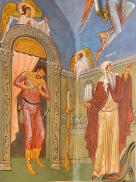Példabeszéd a vámosról és farizeusról