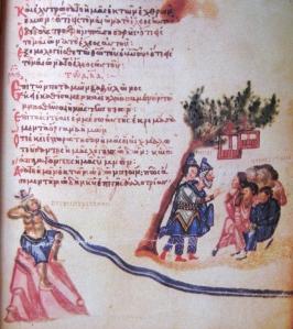 Chludov Pszaltérium (850 körül)