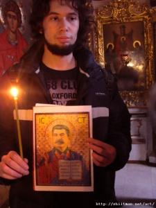 pravoszláv sztalinista