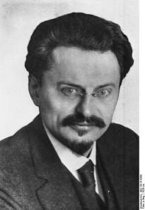 Lev Davidovics Trockij, a bolsevikok egyházpolitikájának fő tervezője