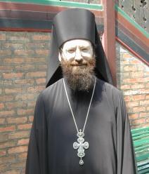 Jób (Getcha) archimandrita, a Nyugat-Európai Orosz Érsekség megválasztott elöljárója
