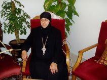 Pelagia igumenia (apátnő), a maaloula-i Szent Tekla monostor elöljárója