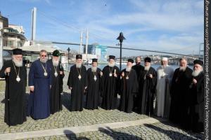 A Helyi Egyházak elöljárói Konstantinápolyban