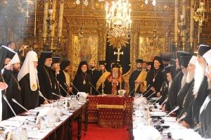 Orthodox egyházfők megbeszélése Isztambulban, 2014