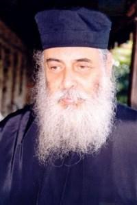 György archimandrita (1974-2014 között az áthosz-hegyi Grigoriat monostor igumenje)