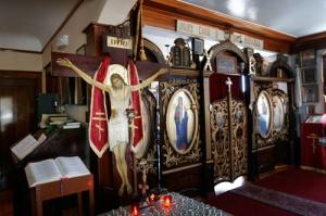Az árvaház templomát Doni Szent Tyihon emlékére szentelték