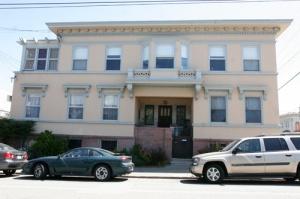 A Doni Szent Tyihon gyermekotthon és árvaház épülete San Francisco-ban. Az árva és a szegény sorsú családokban született gyermekeket befogadó intézményt Szent János még Sanghaiban alapította, majd áthelyezték az USA-ba.
