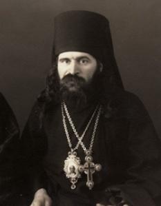 Főpapi szolgálatának első helyszíne Kína volt, Sanghaj város emigráns orosz püspökeként szolgált
