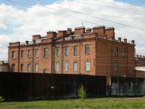 A Felső Uráli Politikai Izolátor, ahol Pjotr metropolitát évekig magánzárkában őrizték. Valószínűleg itt végezték ki a vértanú főpapot.